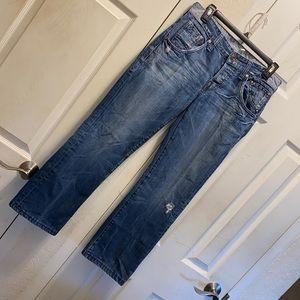 Men Guess jeans
